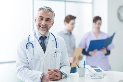 Arzt für ambulante Behandlungen