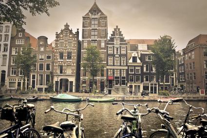 EU Ausland Amsterdam