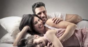 Selbständiger mit Familie